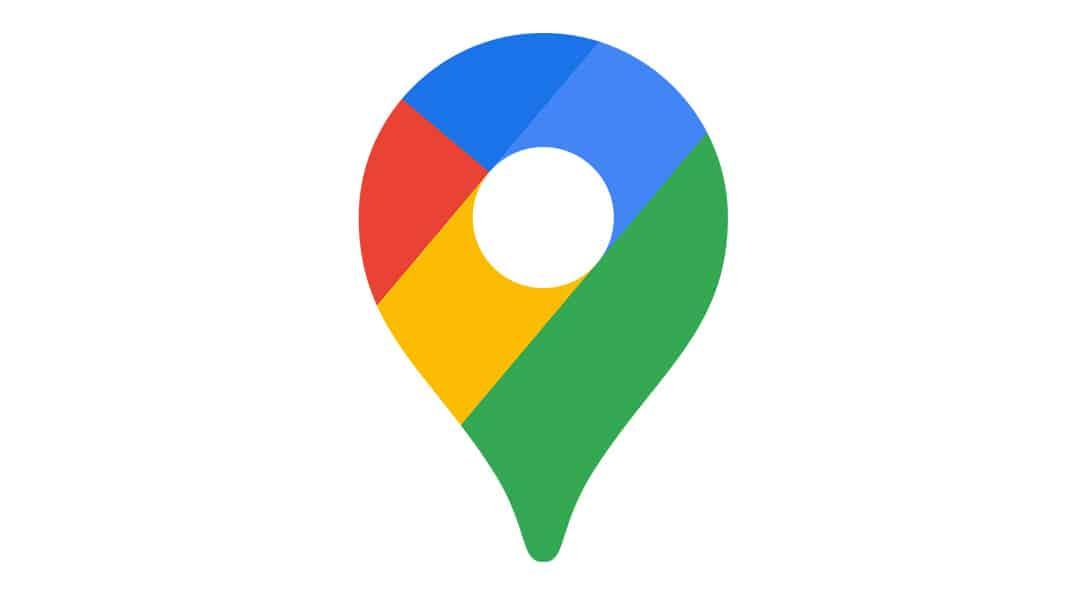 Nouveau logo Google Maps