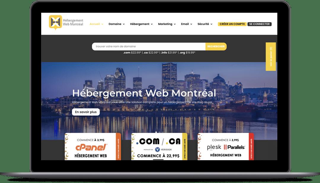 MB Hebergement Web Montreal