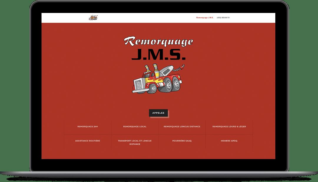 MB Remorquage JMS