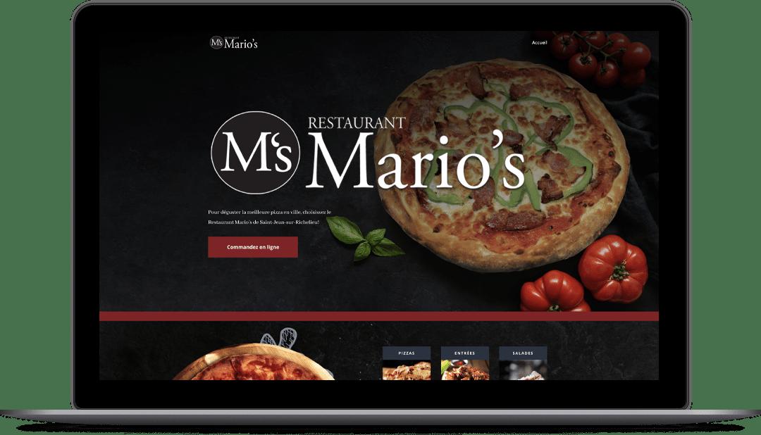 MB Restaurant Marios
