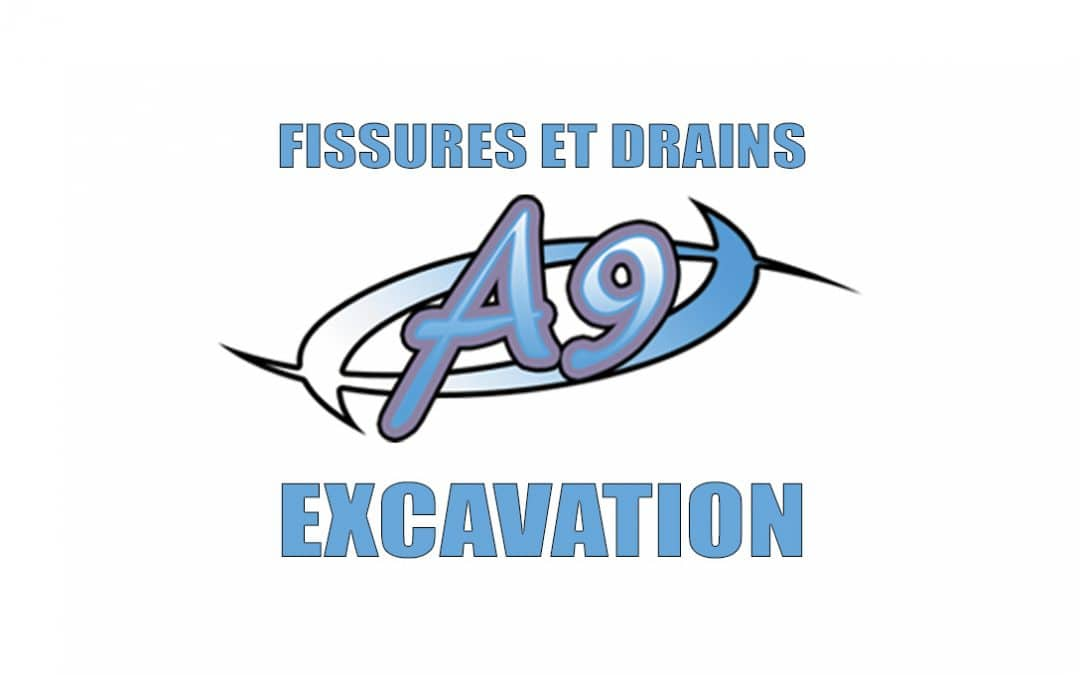 Fissures et Drains A9 Excavation