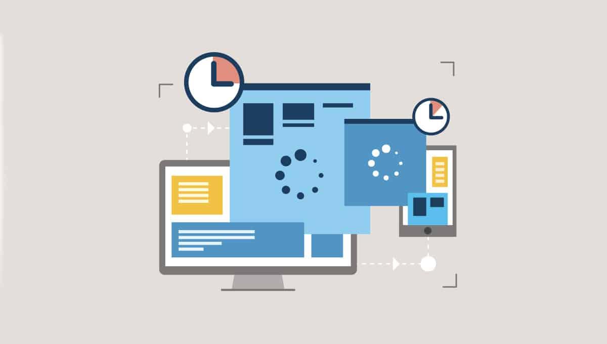 service d'optimisation de la vitesse de site web wordpress