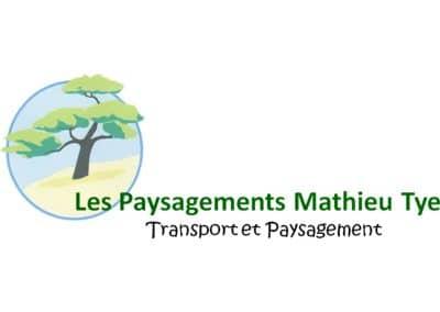 Les Paysagements Mathieu Tye